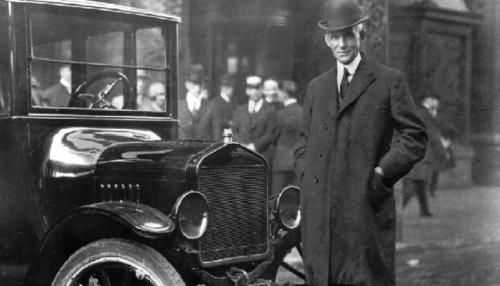 Biografii celebre: Henry Ford8457
