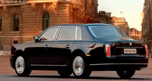 Geely GE, clona chinezeasca pentru Rolls-Royce Phantom8437