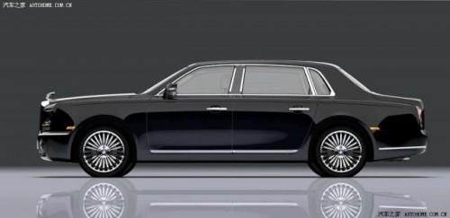 Geely GE, clona chinezeasca pentru Rolls-Royce Phantom8438