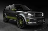 Tiret Coupe bazat pe LSE Design Range Rover Sport!8412