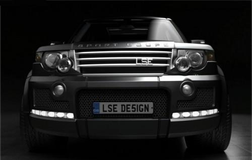 Tiret Coupe bazat pe LSE Design Range Rover Sport!8417