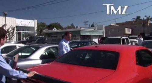 Vedete si masini: Arnold Schwarzenegger & Dodge Challenger SRT88398