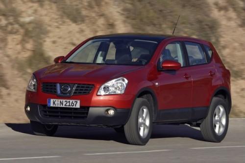 EXCLUSIV: Dacia SUV va fi un Qashqai cu fata de Duster8383
