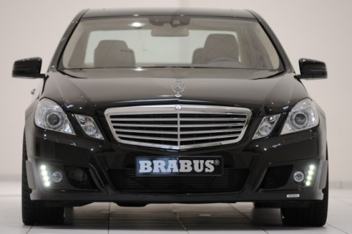 Brabus a tunat Mercedes E-Klasse8313
