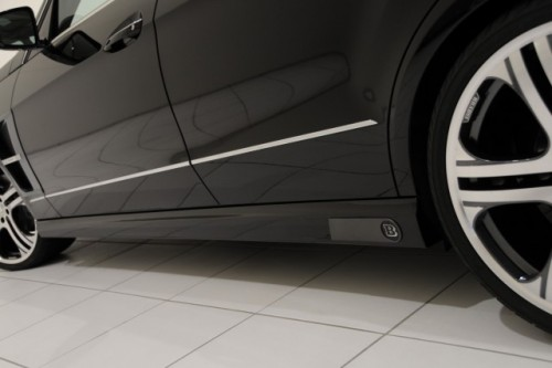 Brabus a tunat Mercedes E-Klasse8318