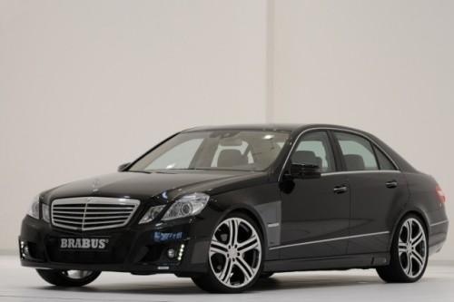 Brabus a tunat Mercedes E-Klasse8320