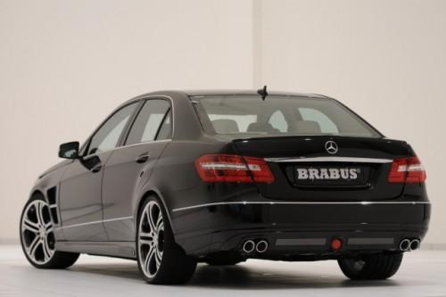Brabus a tunat Mercedes E-Klasse8323