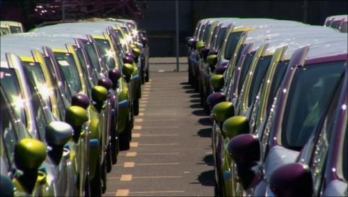 Peste 140 de modele Ford Fiesta au ajuns in SUA!8264