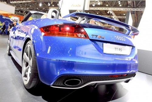 Audi TT Roadster debuteaza la Leipzig!8253