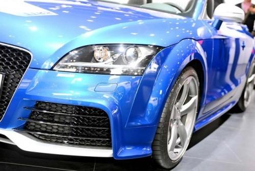 Audi TT Roadster debuteaza la Leipzig!8257