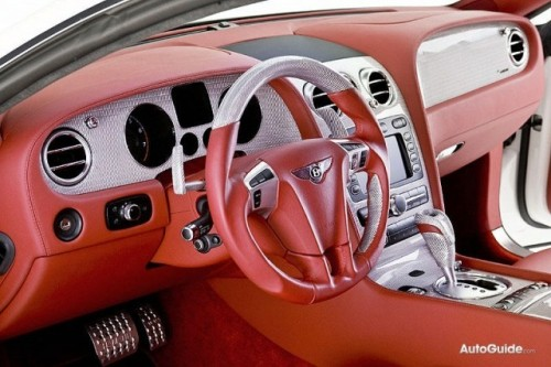 Imagini cu Hamann Imperator bazat pe Bentley Continental GT Speed!8230