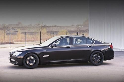 Primele imagini cu BMW Seria 7 Hamann!8205