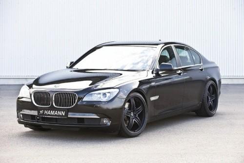 Primele imagini cu BMW Seria 7 Hamann!8206