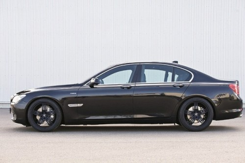 Primele imagini cu BMW Seria 7 Hamann!8208