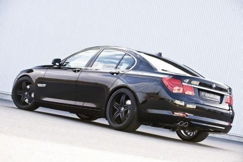 Primele imagini cu BMW Seria 7 Hamann!8209