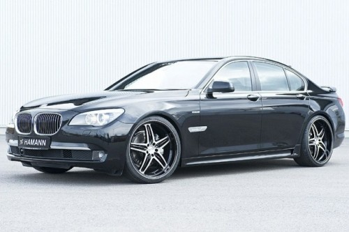 Primele imagini cu BMW Seria 7 Hamann!8213