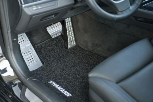 Primele imagini cu BMW Seria 7 Hamann!8222
