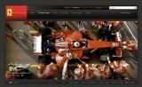 Noul site oficial al Ferrari va fi lansat in timpul cursei de Formula 1 de la Melbourne!8186