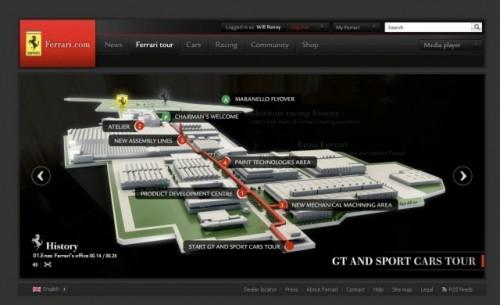 Noul site oficial al Ferrari va fi lansat in timpul cursei de Formula 1 de la Melbourne!8188