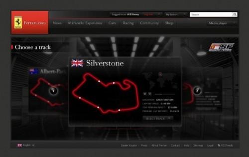 Noul site oficial al Ferrari va fi lansat in timpul cursei de Formula 1 de la Melbourne!8190