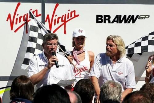 Brawn GP anunta un parteneriat cu Virgin!8170