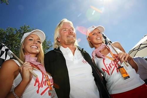 Brawn GP anunta un parteneriat cu Virgin!8172