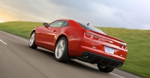 Video: Primul Chevrolet Camaro iese de pe linia de asamblare!8153