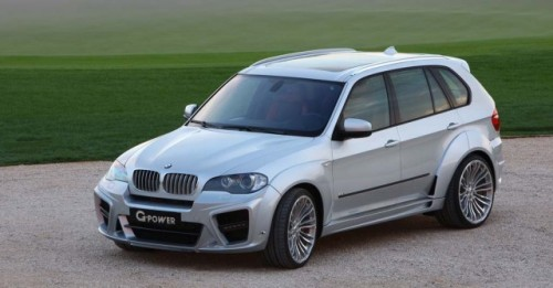 G-Power Typhoon: Un BMW X5 de 525 CP!8143