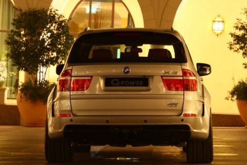 G-Power Typhoon: Un BMW X5 de 525 CP!8148