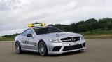 SL 63 AMG va fi safety-car-ul din acest sezon de Formula 18130
