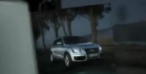 VIDEO: Cum isi promoveaza Audi noul Q5!8118
