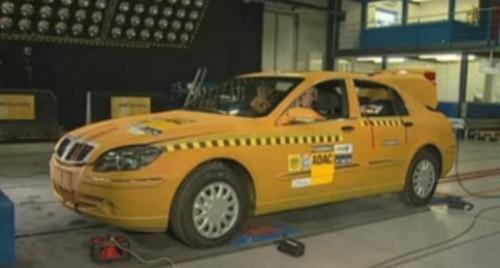 VIDEO: Un model chinezesc nu face niciun punct la testul de siguranta8108