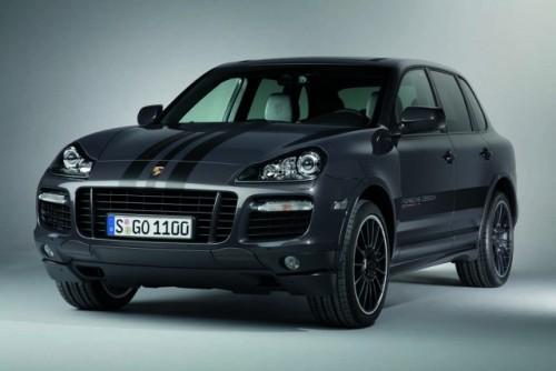 Porsche dezveleste Cayenne GTS Porsche Design Edition 3!8093