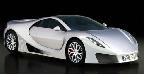 Super masina spaniola GTA Concept vine in aprilie!8084