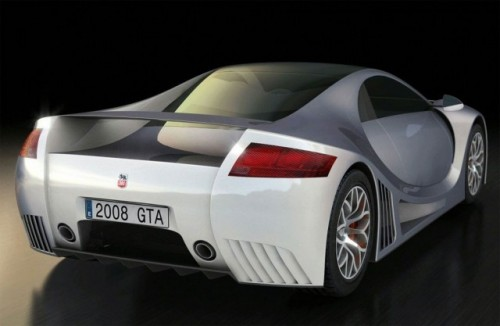 Super masina spaniola GTA Concept vine in aprilie!8086