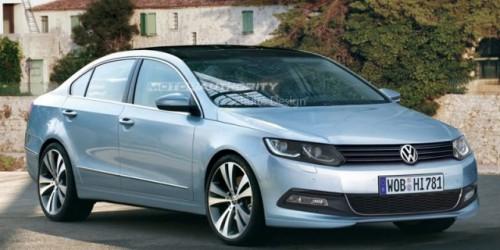 Noi detalii despre viitorul VW Passat8072