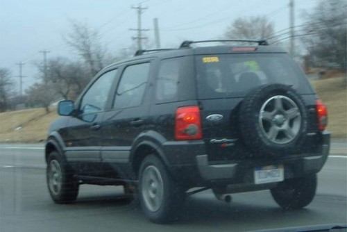 Ford EcoSport: imagini spion8064