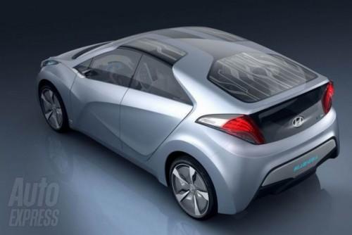 Hyundai BLUE-WILL hybrid concept8043