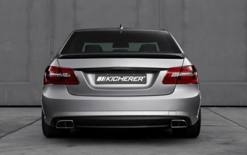 Tratament Kicherer  pentru Mercedes E-Klasse8014