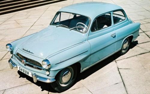 Istoria de 50 de ani a modelului Skoda Octavia8004