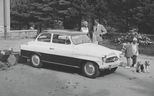 Istoria de 50 de ani a modelului Skoda Octavia8006