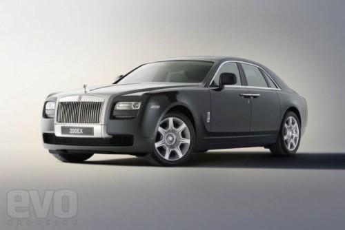 Rolls-Royce 200EX8000