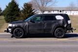 Noua generatie de Jeep Grand Cherokee spionata!7996