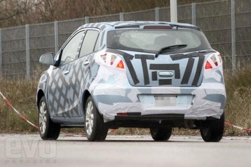 Imagini spion: Noua Mazda 17970