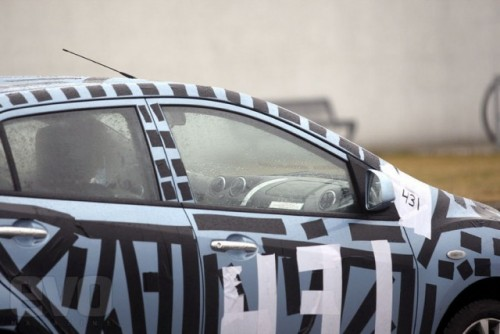 Imagini spion: Noua Mazda 17971