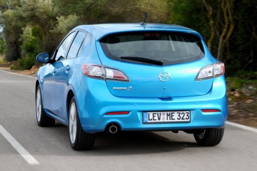 Oficial: Noul Mazda3 a fost lansat in Europa7942