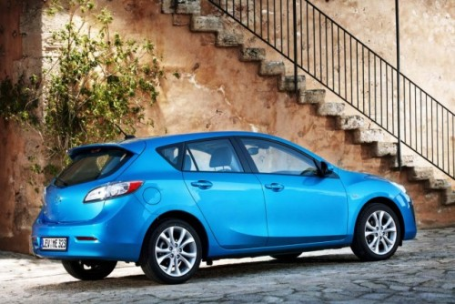 Oficial: Noul Mazda3 a fost lansat in Europa7945