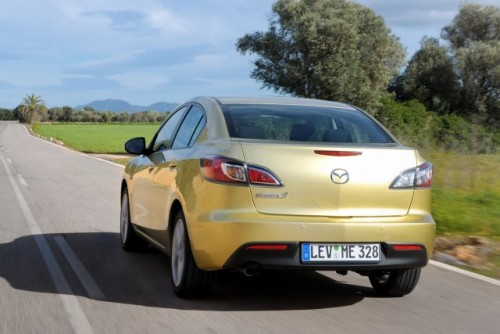 Oficial: Noul Mazda3 a fost lansat in Europa7955