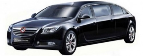 Opel Insignia, versiunile dric si limuzina7905
