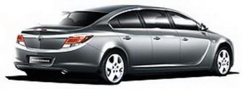 Opel Insignia, versiunile dric si limuzina7907